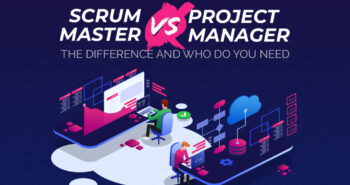 Scrum Master vs Project Manager — An overview of the differences.